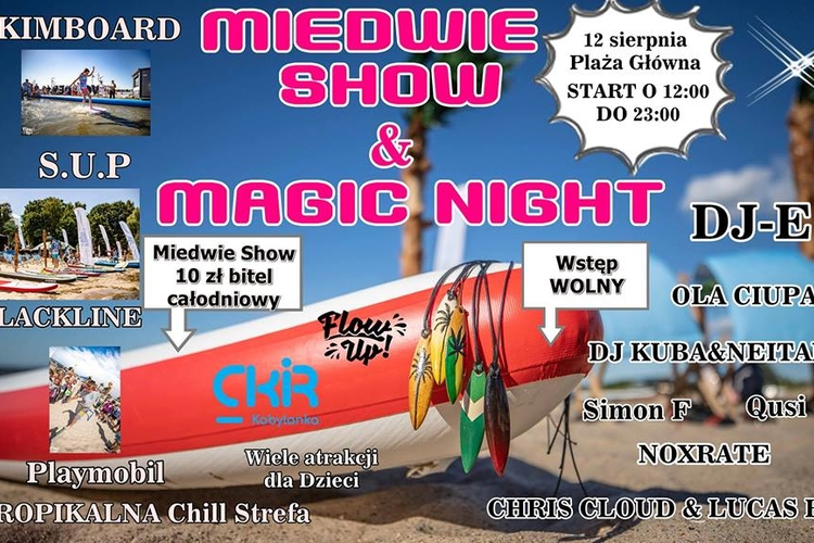 Miedwie_Show_Magic_Night