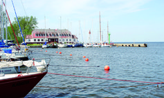 TRZEBIEŻ  Central Yachting Centre Marina