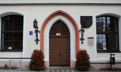 The Municipal Office in Stargard Szczeciński -  The Old Town Hall