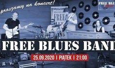 Koncert - Free Blues Band