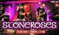 Koncert Stoneroses / Free Blues Club