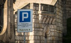 Paid parking zones
