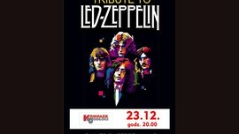 Koncert Zeppelinians - Tribute Band