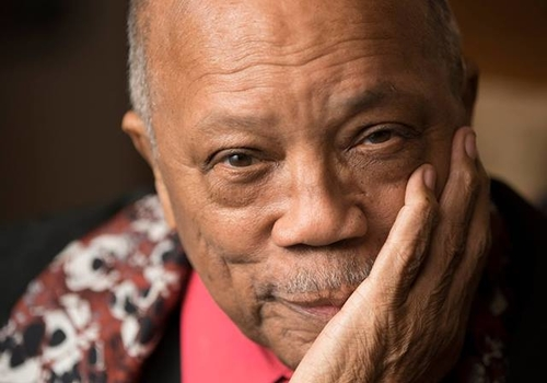 Stars for Quincy Jones