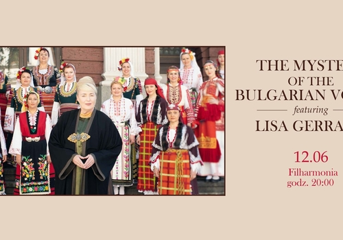 Lisa Gerrard & The Mystery Of The Bulgarian Voices