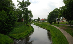 The Ina River