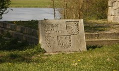 The First Border Post by the Oder
