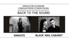 Back To The Sound: Knights, Black Nail Cabaret
