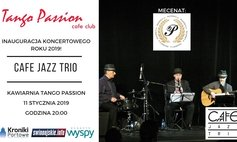 Cafe Jazz Trio